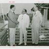 Puerto Rico Participation - Fiorello LaGuardia, Blanton Winship (Governor General), and Admiral William D. Leahy