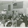 Queens, Borough of - At dedication of Queens Veteran Center