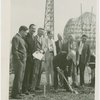Radio Corporation of America (RCA) - William Winterbottom breaking ground for RCA exhibit