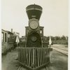 Railroads on Parade - Front of train