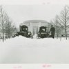 Railroads on Parade - Building - Exterior in the snow
