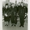 Roosevelt (Franklin Delano and family) - Sarah Delano Roosevelt at observance of Pan-American Day