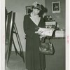 Roosevelt (Franklin Delano and family) - Eleanor Roosevelt with Masterpieces of Art catalogue