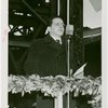 Russia (USSR) Participation - Man giving speech