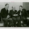 Russia (USSR) Participation - Grover Whalen and two men