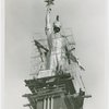 Russia (USSR) Participation - Building - Dismantling - Joe the Worker statue