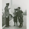 Special Days - Children's Day - Boys speaking to guide