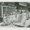 Special Days - Children's Day - Group at Shirley Temple's Playhouse