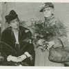 Special Days - Mothers' Day - Oldest mother at the Fair with other woman