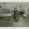 Special Days - Rural Women's Day - Lillian Gilbreth giving speech