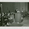 Special Days - Rural Women's Day - Eleanor Roosevelt giving speech