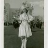 Special Days - Suffolk County Day - Majorette from Northport High School