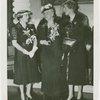 Special Weeks - Bronx Week - Mrs. Joseph Coghlan, Sara Delano Roosevelt and Helen Astor