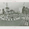 Special Weeks - Bronx Week - Girls dancing around maypoles