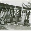 Special Weeks - Bronx Week - Women with flags