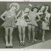 Special Weeks - Bronx Week - Girls in costumes