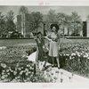 Special Weeks - Tulip Week - Women modeling clothes between tulip beds