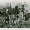 Special Weeks - Tulip Week - Children looking at tulips