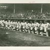 Sports - Baseball - New York Giants in dugout