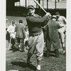 Sports - Baseball - Baseball player with bat