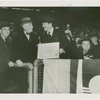 Sports - Baseball - Ruth, Babe - With Grover Whalen and others