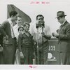 Sports - Baseball - Ruth, Babe - At microphone with boys