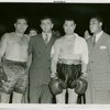 Sports - Boxing - Mickey MacAvoy, James Braddock, Jack Dempsey and Joe Louis