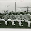 Sports - Football - Ralph Perceval, Beattie Feathers, Ace Parker and Joe Maniaci