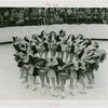 Sports - Ice Skating - Chorus girls dancing on ice skates