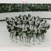 Sports - Ice Skating - Chorus girls dancing on ice skates
