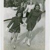 Sports - Ice Skating - Woman and girl skating together