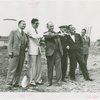 Standard Brands - Grover Whalen and others at groundbreaking