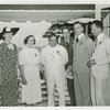 Switzerland Participation - Fiorello LaGuardia with Victor Nef and others