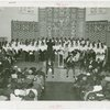 Temple of Religion - Choir from Concord Baptist Church performing at Negro National Baptist Convention
