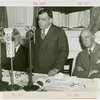 Temple of Religion - Events - Fiorello LaGuardia giving speech at luncheon