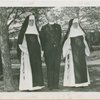 Texas Participation - Rev. Mother Agnes, Father John Francis Donnelly and Sister Stanislaus