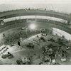 Theme Center - Trylon and Perisphere - Construction - Interior