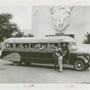 Transportation to Fair - Children on bus