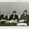 Turkey Participation - Grover Whalen signing contracts with officials