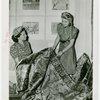 Turkey Participation - Women examine woven rugs