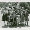 Twins - Fifield Family - With nurse on Fairgrounds