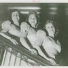 U.S. Steel - Happy Harmonettes - On stairs