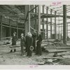 Utah Participation - Grover Whalen showing delegation construction