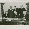 Utah Participation - Grover Whalen and officials signing contract
