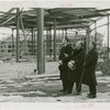 Utah Participation - Officials inspecting building construction