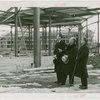 Utah Participation - Officials inspecting building construction