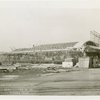 Victoria Falls Exhibit - Building construction