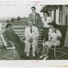 Virginia Participation - James H. Price (Governor) and family with Fiorello LaGuardia