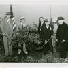 Virginia Participation - Group planting dogwood