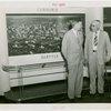 Washington (State) Participation - William O. Douglas (Supreme Court justice) and Stephen B.L. Penrose, president emeritus of Whitman College at exhibit